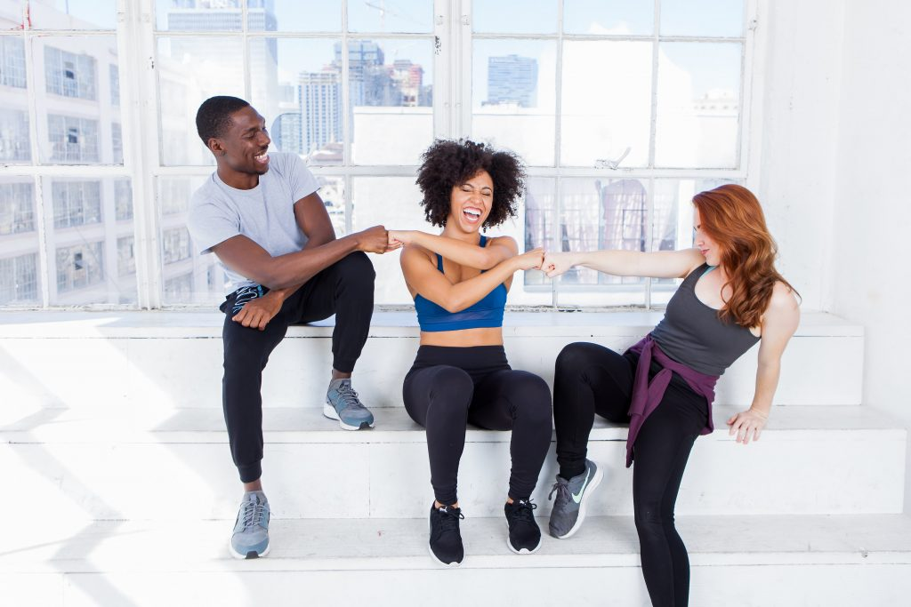PlyoJam brings the fun to cardio dance fitness classes