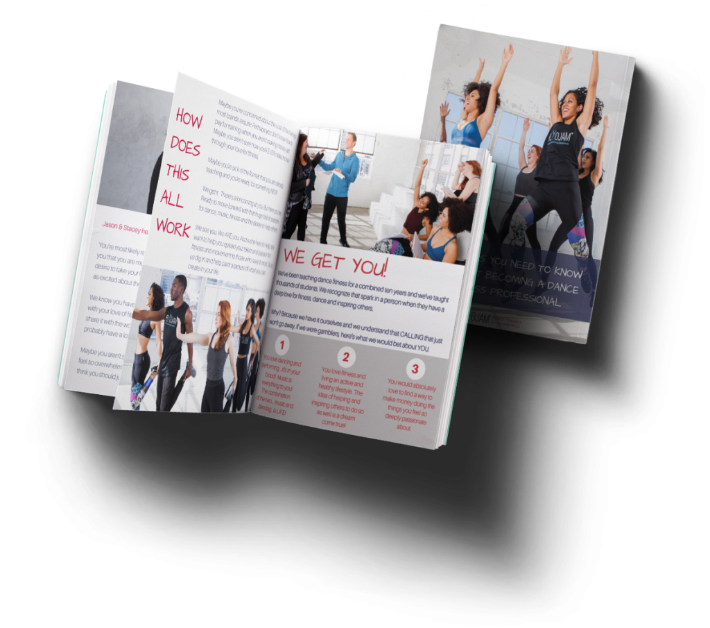 3 Things You Need To Know About Becoming A Dance Fitness Professional - free guide